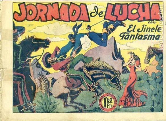 COMIC ORIGINAL EL JINETE FANTASMA Nº 12 EDITORIAL GRAFIDEA (Tebeos y Comics - Grafidea - El Jinete Fantasma)