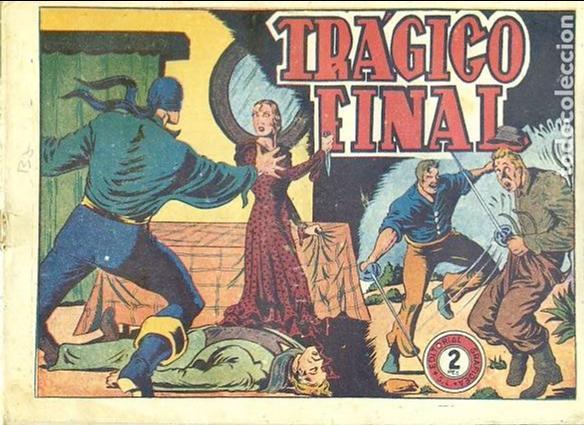 COMIC ORIGINAL EL JINETE FANTASMA Nº 55 EDITORIAL GRAFIDEA (Tebeos y Comics - Grafidea - El Jinete Fantasma)