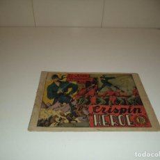 Tebeos: EL JINETE FANTASMA, AÑO 1.947. Nº 6. ORIGINAL DIBUJANTE AMBRÓS. MUY DIFICIL.. Lote 99715279