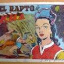 Tebeos: CHISPITA 7ª AVENTURA, Nº 4 EL RAPTO DE IKHA - EDITORIAL GRAFIDEA 1955. Lote 110012523