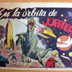 Tebeos: CHISPITA 7ª AVENTURA, Nº 5 EN LA ÓRBITA DE JÚPITER - EDITORIAL GRAFIDEA 1955. Lote 110012611