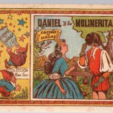 Tebeos: DANIEL Y LA MOLINERITA. CUENTO DE HADAS. Nº 3. COLECCION MARI-TERE. Lote 152287984