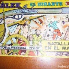 Tebeos: BLECK EL GIGANTE -Nº 106-ORIGINAL. Lote 113919607
