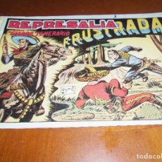 Tebeos: EL CHARRO TEMERARIO Nº 3--ORIGINAL. Lote 119943419