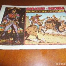Giornalini: EL CHARRO TEMERARIO--Nº 5--ORIGINAL. Lote 119943807