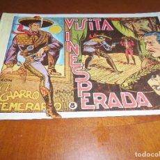 Tebeos: EL CHARRO TEMERARIO Nº 8---ORIGINAL. Lote 119944819
