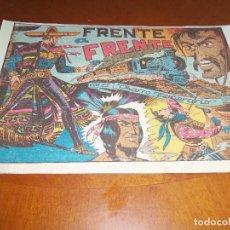 Tebeos: EL CHARRO TEMERARIO--Nº 15--ORIGINAL. Lote 119947135