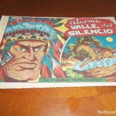 Giornalini: EL CHARRO TEMERARIO Nº 18--ORIGINAL. Lote 119948599