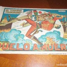 Tebeos: EL CHARRO TEMERARIO Nº 19--ORIGINAL. Lote 119948819