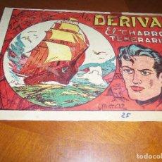 Tebeos: EL CHARRO TEMERARIO--Nº 25--ORIGINAL. Lote 119950199