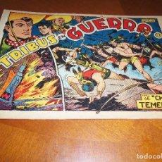 Tebeos: EL CHARRO TEMERARIO -Nº 27--ORIGINAL. Lote 119950547
