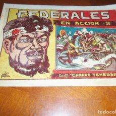 Tebeos: EL CHARRO TEMERARIO-Nº 36--ORIGINAL. Lote 119963427