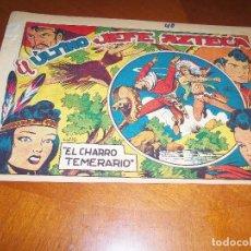 Tebeos: EL CHARRO TEMERARIO--Nº 40--ORIGINAL-. Lote 119963843