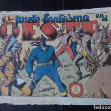 Tebeos: EL JINETE FANTASMA Nº 69 EDITORIAL GRAFIDEA ORIGINAL . Lote 121077247
