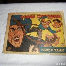 Giornalini: EL CHARRO TEMERARIO Nº 30.CON LAS HORAS CONTADAS. Lote 126737955