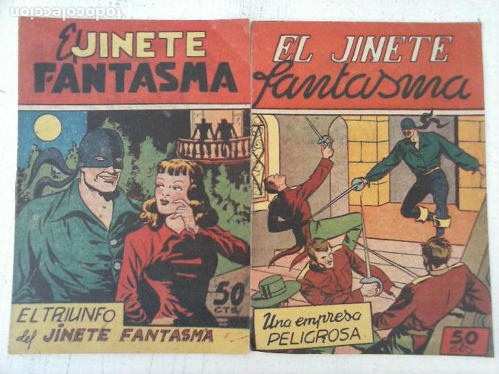 EL JINETE FANTASMA NºS 10 Y 11 EDI. GRAFIDEA - SIN ABRIR NI CIRCULAR (Tebeos y Comics - Grafidea - El Jinete Fantasma)