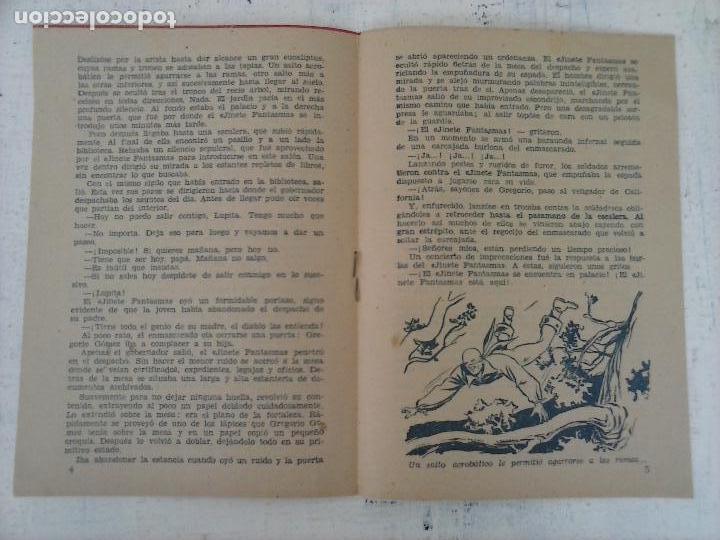 Tebeos: EL JINETE FANTASMA NºS 10 Y 11 EDI. GRAFIDEA - SIN ABRIR NI CIRCULAR - Foto 2 - 127677911