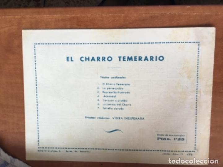 Tebeos: Charro Temerario Nº 7 - Foto 2 - 128412275
