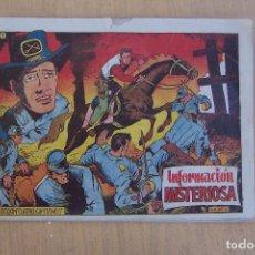 Tebeos: GRAFIDEA,- CUATRO CAPITANES Nº 7. Lote 128670703