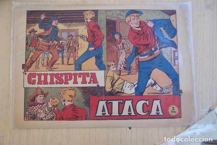 GRAFIDEA ,- CHISPITA 1ª AV. Nº 12 (Tebeos y Comics - Grafidea - Chispita)