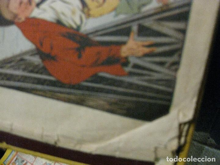 Tebeos: el cohete estratosferico de Casiano barullo ed grafidea años 40 - Foto 2 - 128784663