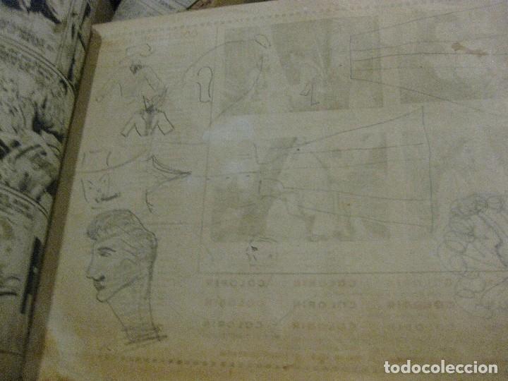 Tebeos: el cohete estratosferico de Casiano barullo ed grafidea años 40 - Foto 5 - 128784663
