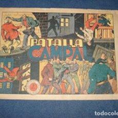 Tebeos: EL JINETE FANTASMA 77: BATALLA CAMPAL, 1948, ORIGINAL, GRAFIDEA. Lote 129134875