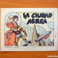 Tebeos: MONOGRÁFICOS GRAFIDEA - LA CIUDAD AÉREA - GRAFIDEA 1940. Lote 130157331