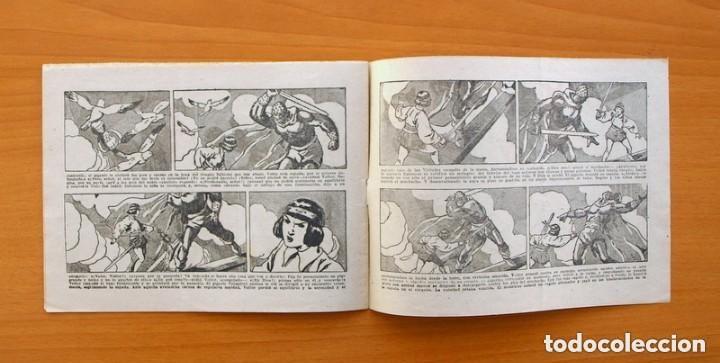 Tebeos: Monográficos Grafidea - La ciudad aérea - Grafidea 1940 - Foto 6 - 130157331