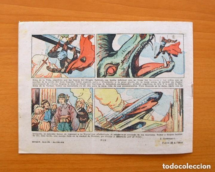 Tebeos: Monográficos Grafidea - La ciudad aérea - Grafidea 1940 - Foto 7 - 130157331