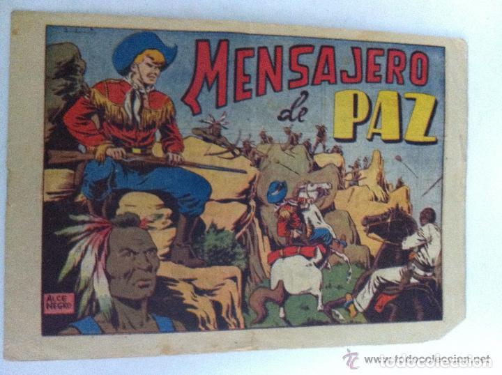 CHISPITA -1ª- MENSAJERO DE PAZ- PICO ABAJO (Tebeos y Comics - Grafidea - Chispita)