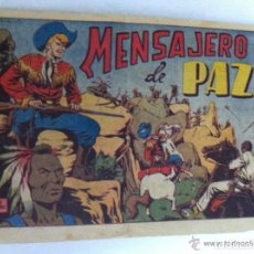 Tebeos: CHISPITA -1ª- MENSAJERO DE PAZ- PICO ABAJO . Lote 132131554