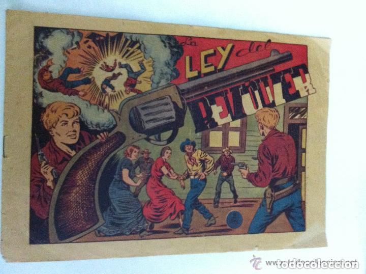 CHISPITA 1ª -LA LEY DEL REVOLVER - Nº. 6 (Tebeos y Comics - Grafidea - Chispita)