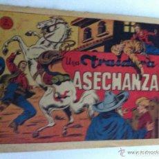 Tebeos: CHISPITA - 1ª- UNA TRAIDORA ACECHANZA-Nº. 14. Lote 132131882