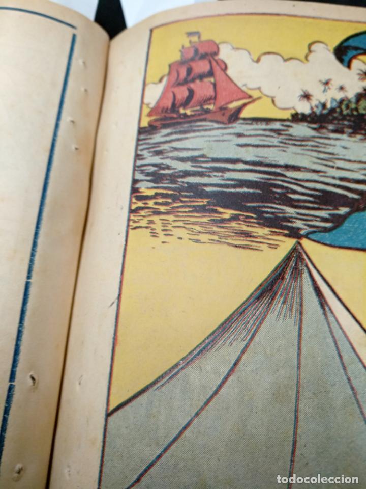 Tebeos: COLECCION COMPLETA - CHISPITA CUARTA AVENTURA - 48 EJEMPLARES EN UN TOMO ENCUADERNADO - GRAFIDEA - - Foto 28 - 132718814