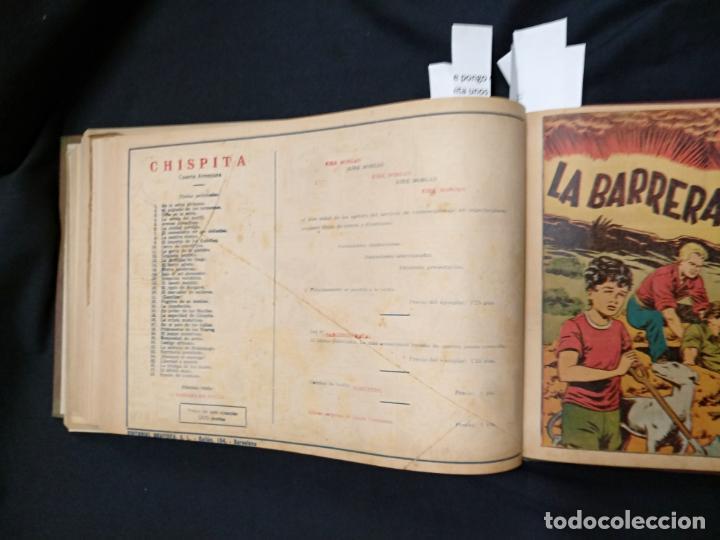Tebeos: COLECCION COMPLETA - CHISPITA CUARTA AVENTURA - 48 EJEMPLARES EN UN TOMO ENCUADERNADO - GRAFIDEA - - Foto 70 - 132718814