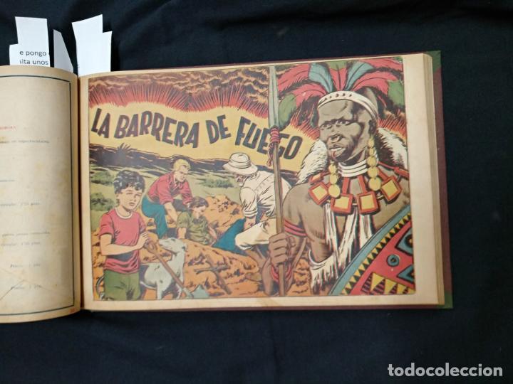 Tebeos: COLECCION COMPLETA - CHISPITA CUARTA AVENTURA - 48 EJEMPLARES EN UN TOMO ENCUADERNADO - GRAFIDEA - - Foto 71 - 132718814