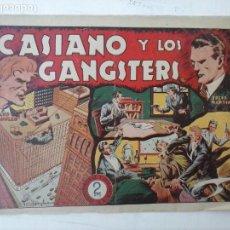 Tebeos: CASIANO BARULLO ORIGINAL Nº 11 ORIGINAL EDI. GRAFIDEA. Lote 133258298