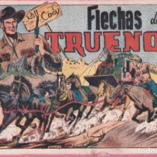Tebeos: BILL CODY Nº 8 ORIGINAL, GRAFIDEA, 1951. Lote 133677086