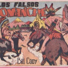 Tebeos: BILL CODY Nº 11 ORIGINAL, GRAFIDEA, 1951. Lote 133677678