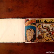 Giornalini: EL CHARRO TEMERARIO-ORIGINAL-GRAFIDEA-M.ALONSO-44 NÚMEROS--COMPLETA-ENCUADERNADA-1953. Lote 133762770