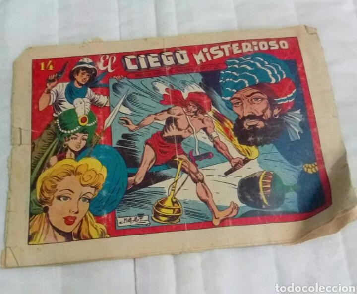 COMIC ANTIGUO EL CHARRO TEMERARIO (Tebeos y Comics - Grafidea - El Charro Temerario)