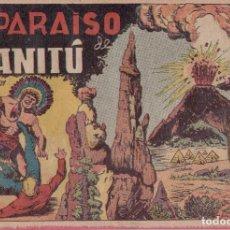 Tebeos: BILL CODY Nº 13 ORIGINAL, GRAFIDEA, 1951. Lote 137567958