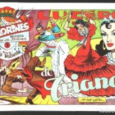 Tebeos: TEBEOS-COMICS CANDY - LUIS VALIENTE - 3 - GRAFIDEA - - RARO *AA98. Lote 141562058