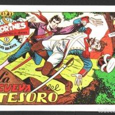 Tebeos: TEBEOS-COMICS CANDY - LUIS VALIENTE - 5 - GRAFIDEA - - RARO *AA98. Lote 141562142