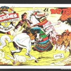 Tebeos: TEBEOS-COMICS CANDY - LUIS VALIENTE - 7 - GRAFIDEA - - RARO *AA98. Lote 141562230