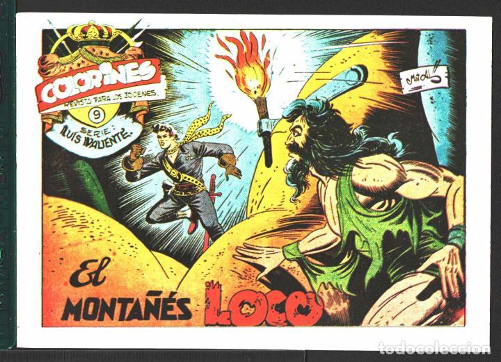 TEBEOS-COMICS CANDY - LUIS VALIENTE 9 - GRAFIDEA - - RARO *AA98 (Tebeos y Comics - Grafidea - Otros)