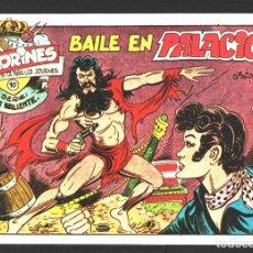 Tebeos: TEBEOS-COMICS CANDY - LUIS VALIENTE - 10 - GRAFIDEA - - RARO *AA98. Lote 141562358