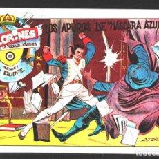 Tebeos: TEBEOS-COMICS CANDY - LUIS VALIENTE - 15 - GRAFIDEA - - RARO *AA98. Lote 141562574