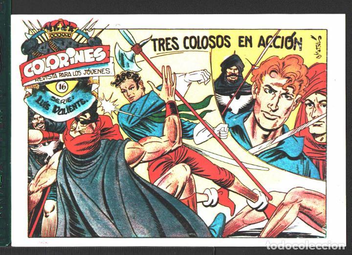 TEBEOS-COMICS CANDY - LUIS VALIENTE - 16 - GRAFIDEA - - RARO *AA99 (Tebeos y Comics - Grafidea - Otros)